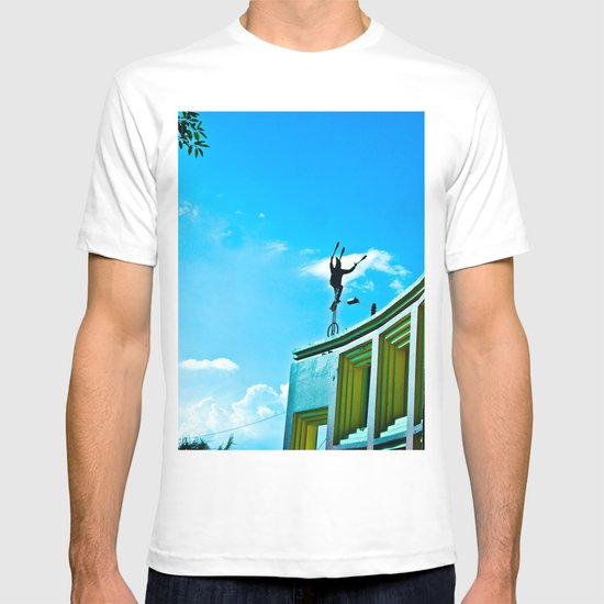 THE WIND AND THE BALANCE T-shirt