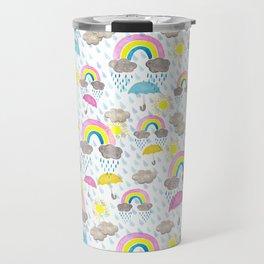 Showers & Rainbows Travel Mug