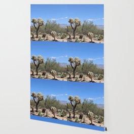 The Beauty Of The Desert Wallpaper