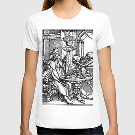 Danse Macabre. XXVII. The Astrologer T-shirt