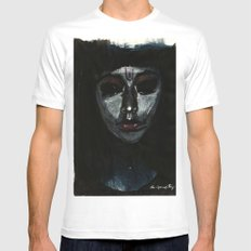 Kali Angelica Mens Fitted Tee White MEDIUM