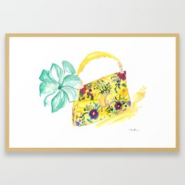 Designer Art Framed Art Print