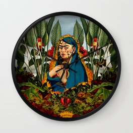 Frida V Wall Clock