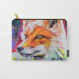 Fox Colors Carry-All Pouch