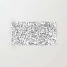 Budapest X Hand & Bath Towel
