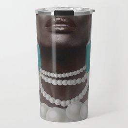 Ebony of the night Travel Mug