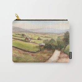 Yorkshire Farmland Carry-All Pouch