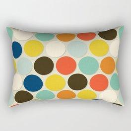 charlie spot cream Rectangular Pillow