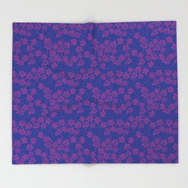 Delicate Collection Throw Blanket