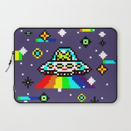 Cats Invaders Laptop Sleeve
