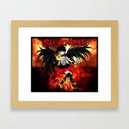 Su-Metal Framed Art Print