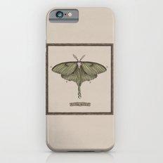 Luna Moth iPhone 6s Slim Case