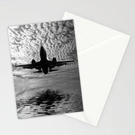 Flight path 2 Stationery Cards