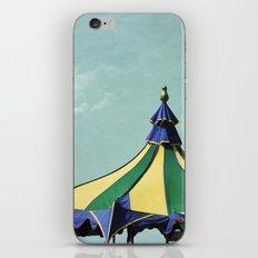 Big Top#3 iPhone & iPod Skin