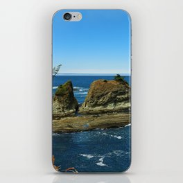 Coos Bay iPhone Skin