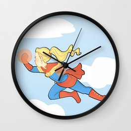 And Then There Was Everything Wall Clock