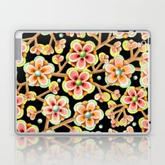 Candy Apple Blossom Laptop & iPad Skin