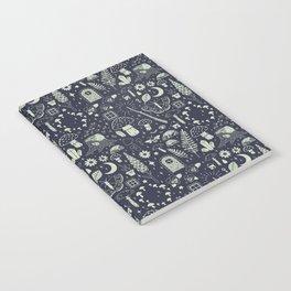 Fairy Garden: Midnight Notebook