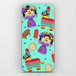 Viva Fiesta iPhone Skin