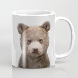 Baby Bear - Colorful Coffee Mug