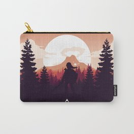 The Legend of Zelda - Orange Version Carry-All Pouch