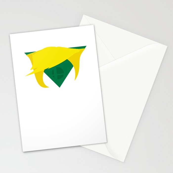 Minimalist Toon Link Stationery Cards