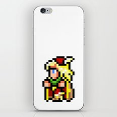 Final Fantasy II - Edward iPhone & iPod Skin