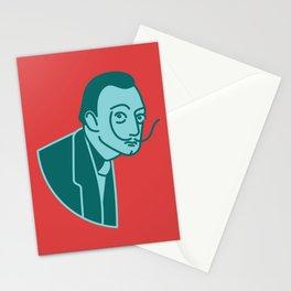 Salvador Dali Pop Art Stationery Cards