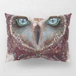 Owl Dream Catcher Pillow Sham