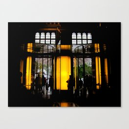 Victoria & Albert Canvas Print