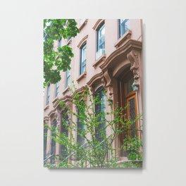 Brooklyn Summer Metal Print