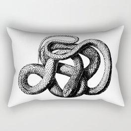 The Snake Rectangular Pillow
