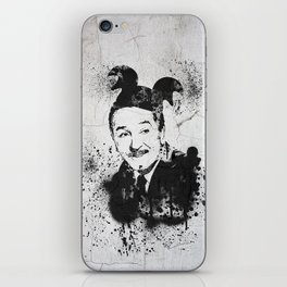 """""""It all started with a Bat"""" iPhone Skin"""