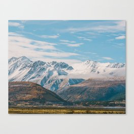 Valley of Beauty Canvas Print