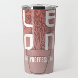 Leon - Exhibit A Travel Mug