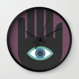 Intuitive Wall Clock
