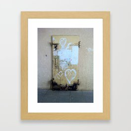 The Greatest of These is Love Framed Art Print