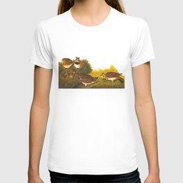 Shore Lark Bird T-shirt
