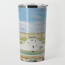 spring in vienna - schönbrunn Travel Mug