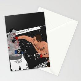 Cain Velasquez vs JDS Stationery Cards