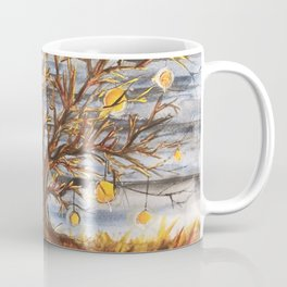 Lantern Tree Coffee Mug