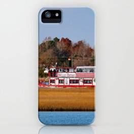 Floating Down The ICW iPhone Case