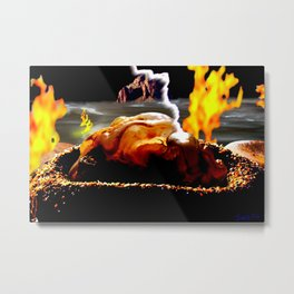 The Devourer has awakened Metal Print