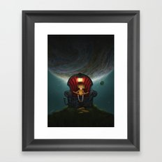 The Dreams Machine Framed Art Print