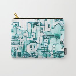 Pueblos blancos Carry-All Pouch