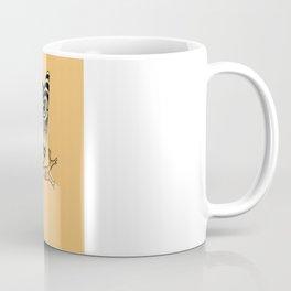 Owls (orange) Coffee Mug