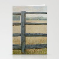 country Stationery Cards featuring Country by Pure Nature Photos