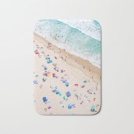 Colors of Manhattan Beach California Bath Mat