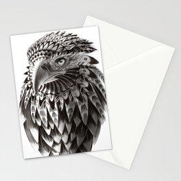 eagle shaman Stationery Cards