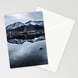 MONO LAKE WINTER Stationery Cards